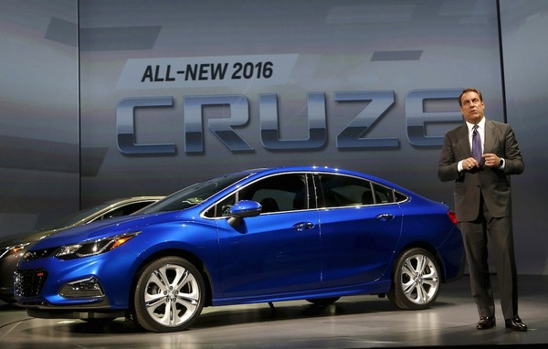2016 Chevrolet Cruze Limited #6