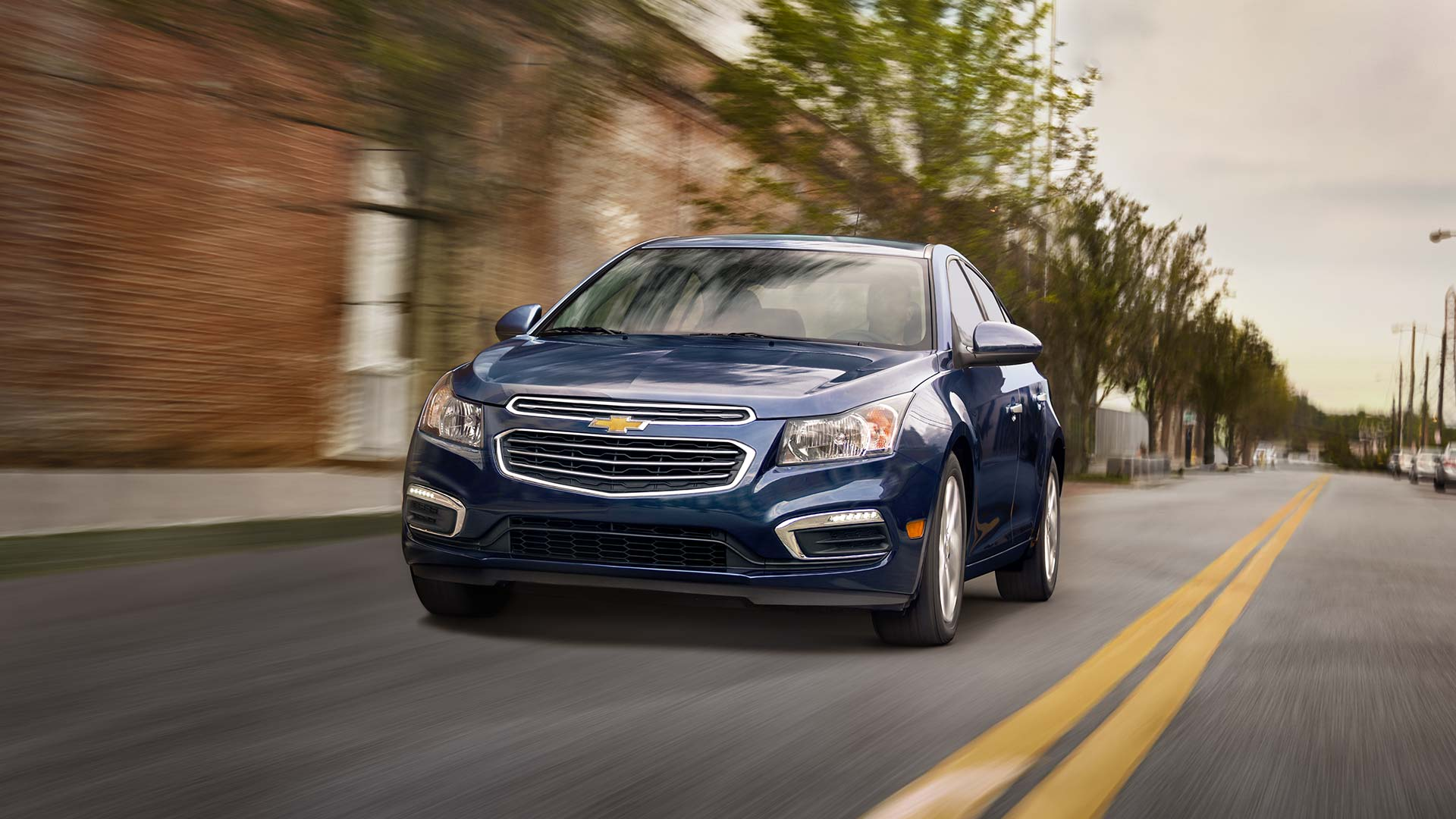 2016 Chevrolet Cruze Limited #3