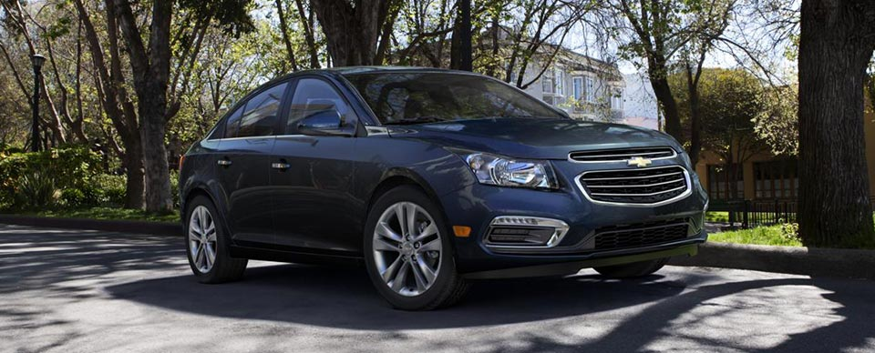 2016 Chevrolet Cruze Limited #9
