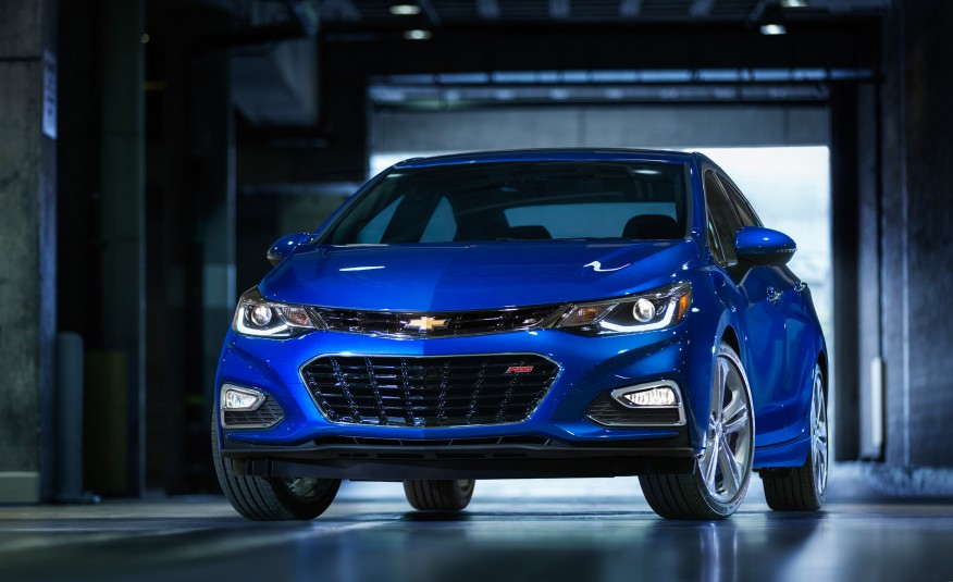 2016 Chevrolet Cruze Limited #13