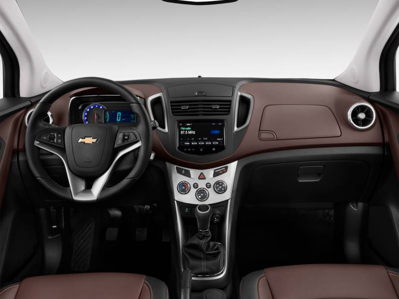2016 Chevrolet Trax Photos Informations Articles Bestcarmag