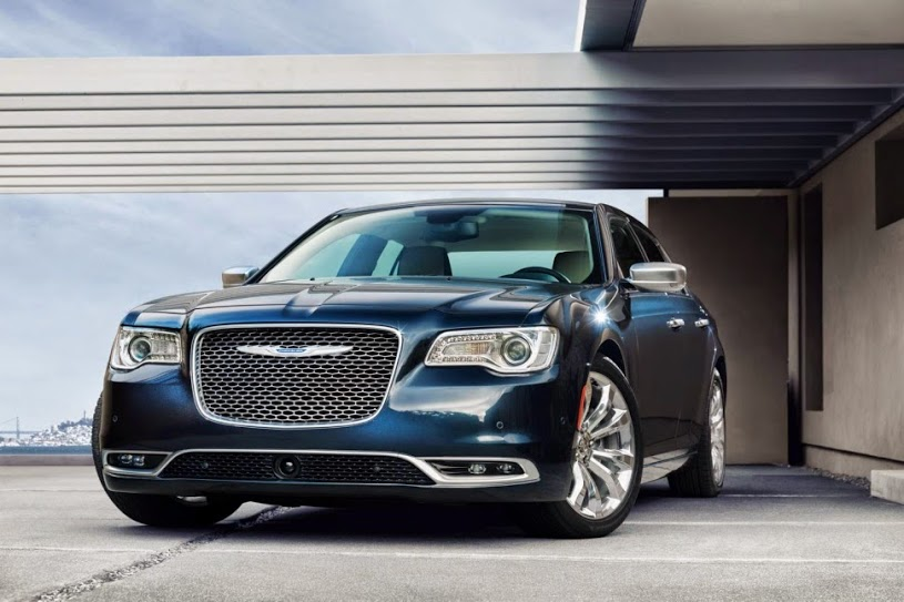 2016 Chrysler 300 #12