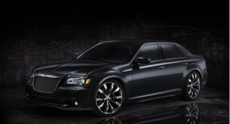 2016 Chrysler 300 #11