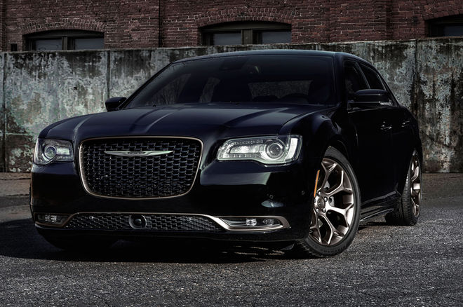 2016 Chrysler 300 #6