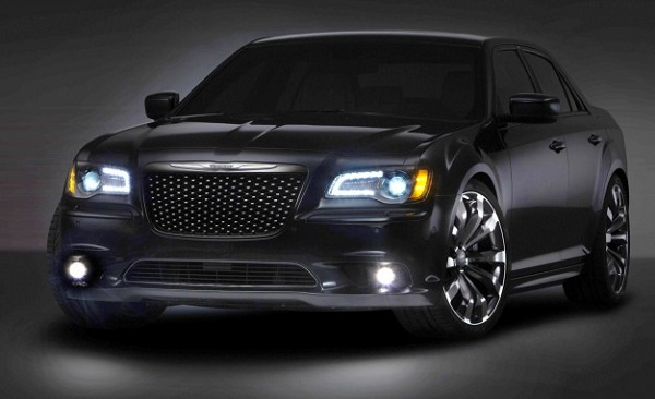 2016 Chrysler 300 #5