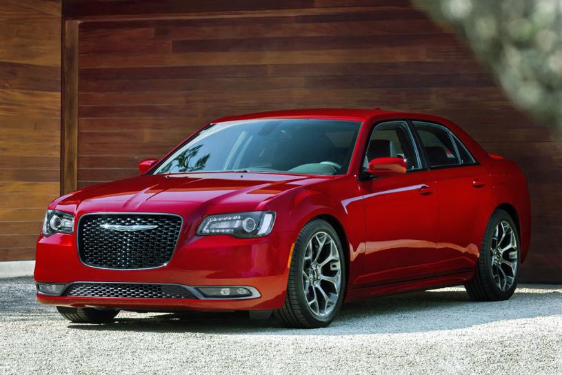 2016 Chrysler 300 #4