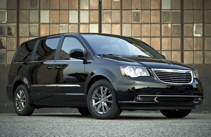 2016 Chrysler Town And Country #14