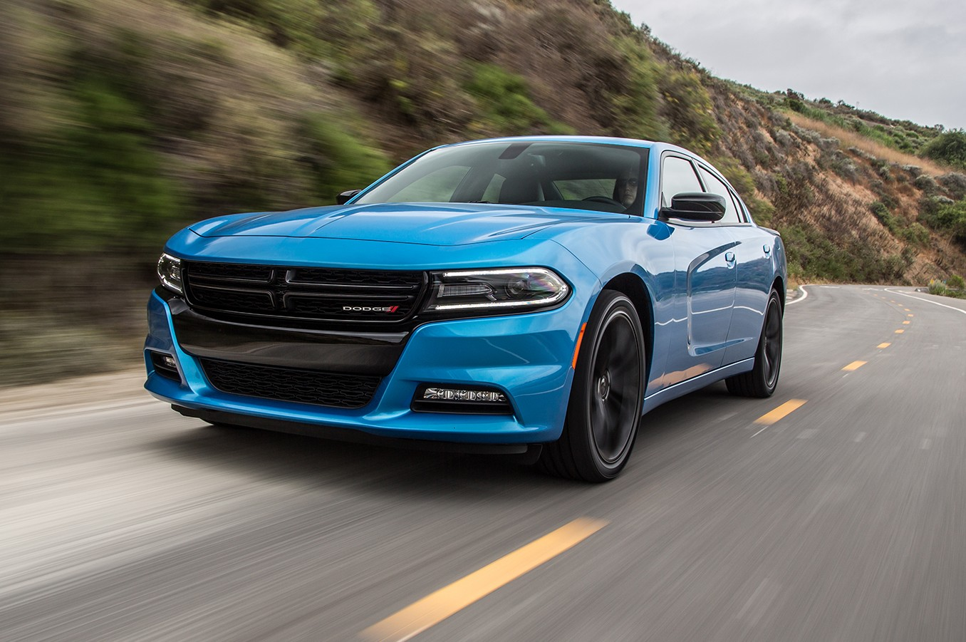 2016 Dodge Charger #11