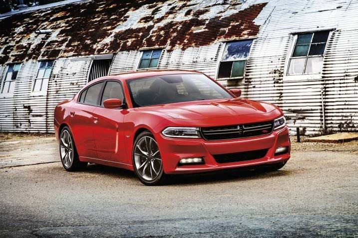 2016 Dodge Charger #12