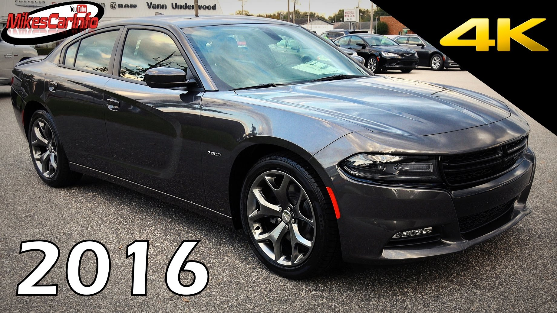 2016 Dodge Charger #6