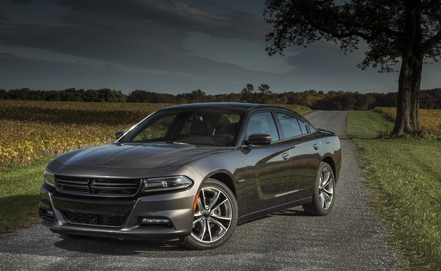 2016 Dodge Charger #8