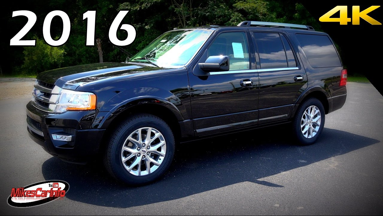 2016 Ford Expedition 12