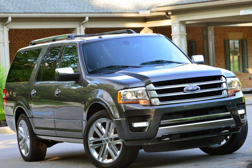 2016 Ford Expedition #8