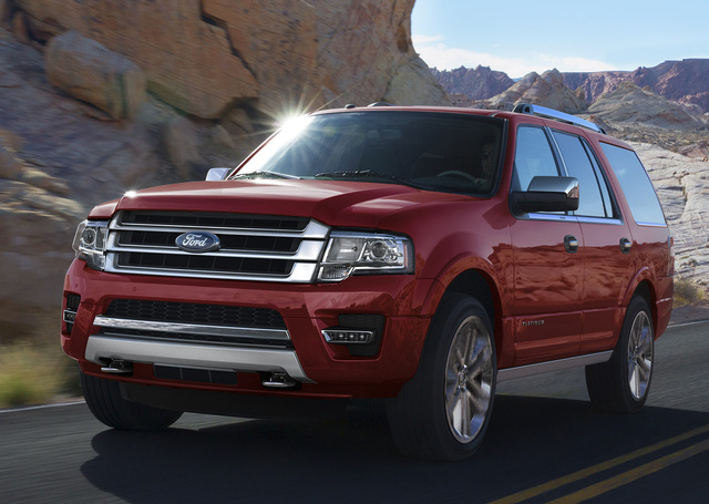 2016 Ford Expedition #11