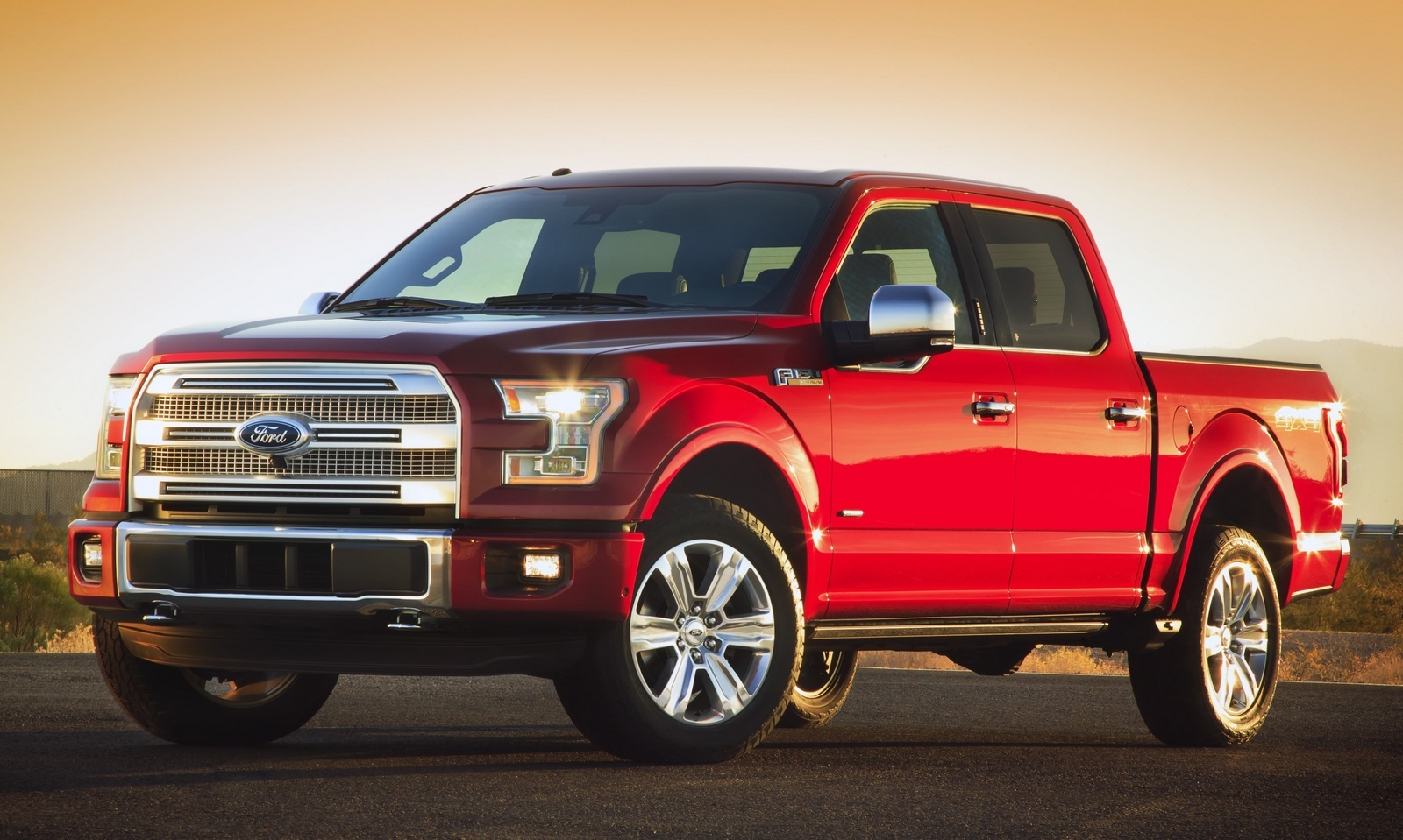 2016 Ford F-150 #6
