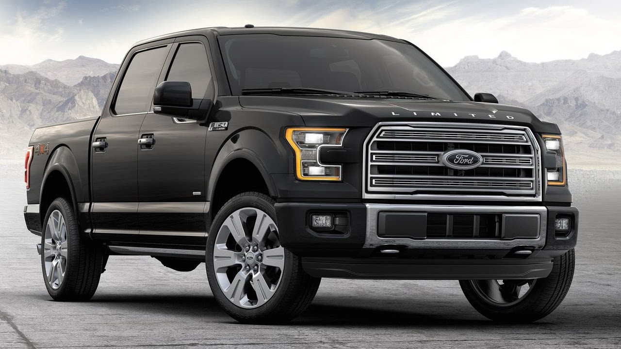 2016 Ford F-150 #5