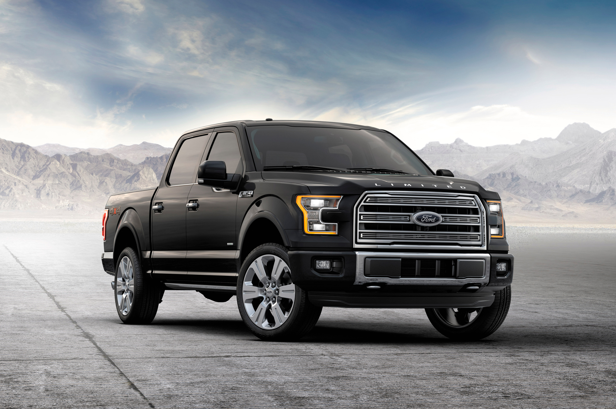2016 Ford F-150 #1