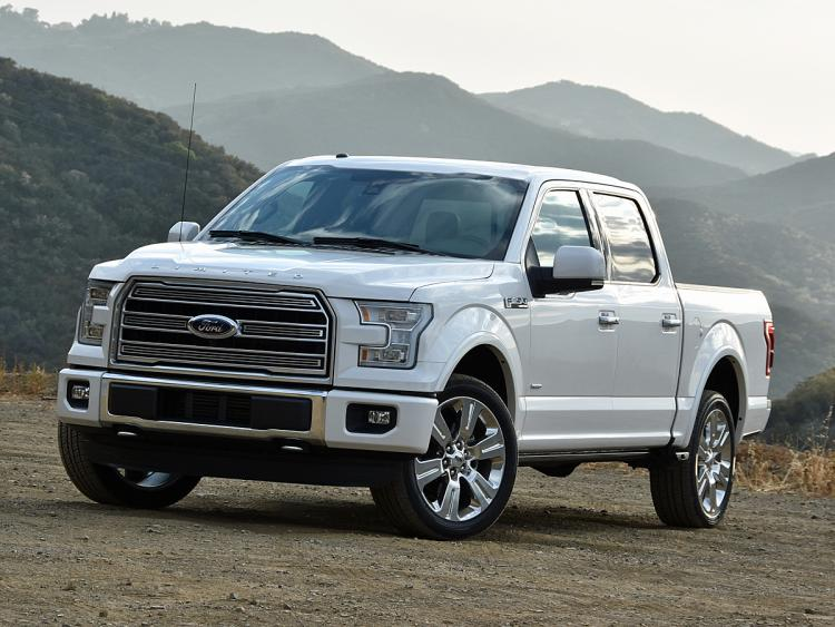2016 Ford F-150 #15
