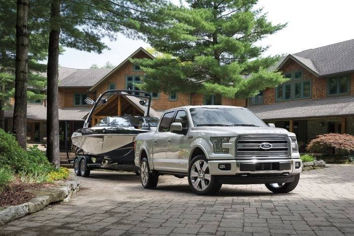 2016 Ford F-150 #11