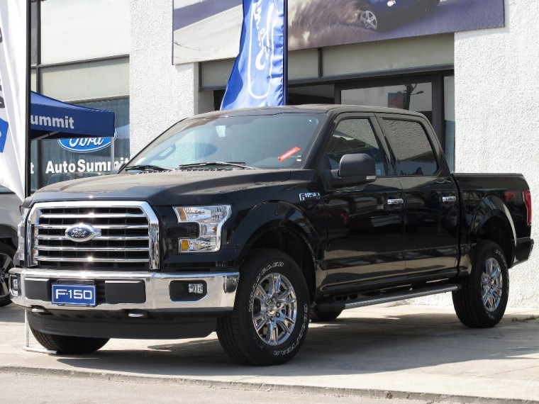 2016 Ford F-150 #12