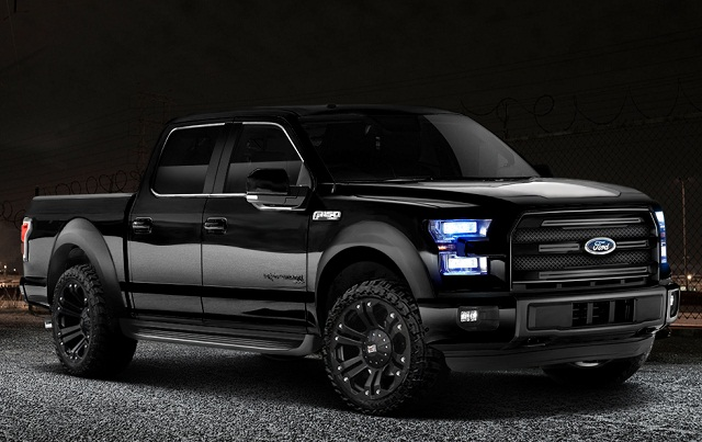 2016 Ford F-150 #10