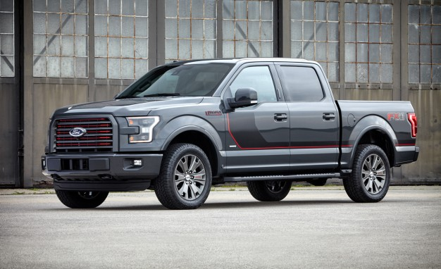 2016 Ford F-150 #8