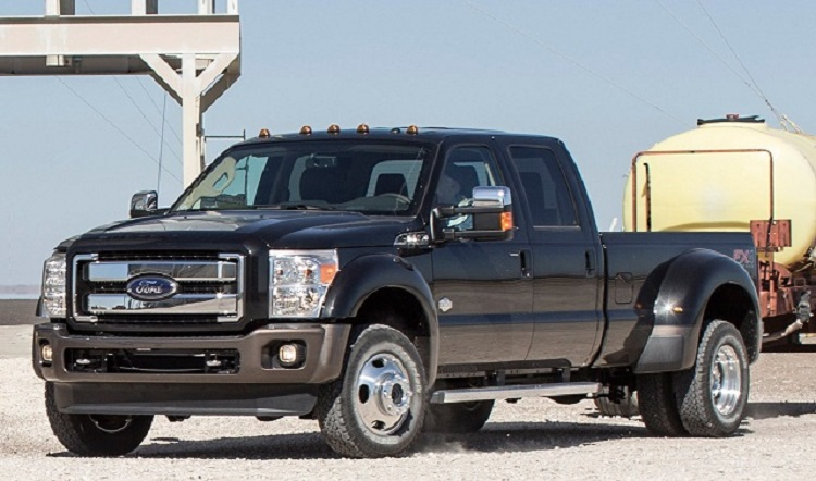 2016 Ford F-350 Super Duty #8