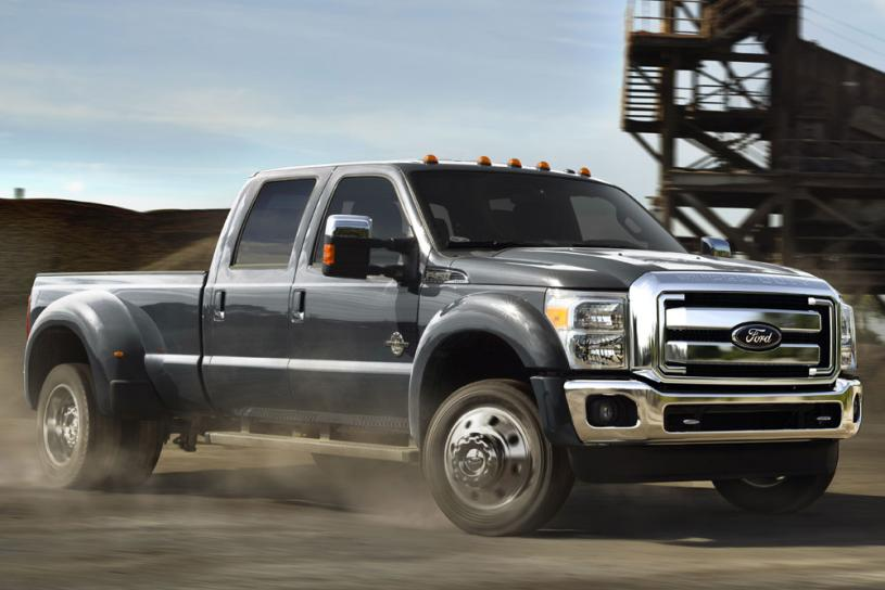 2016 Ford F-450 Super Duty #4