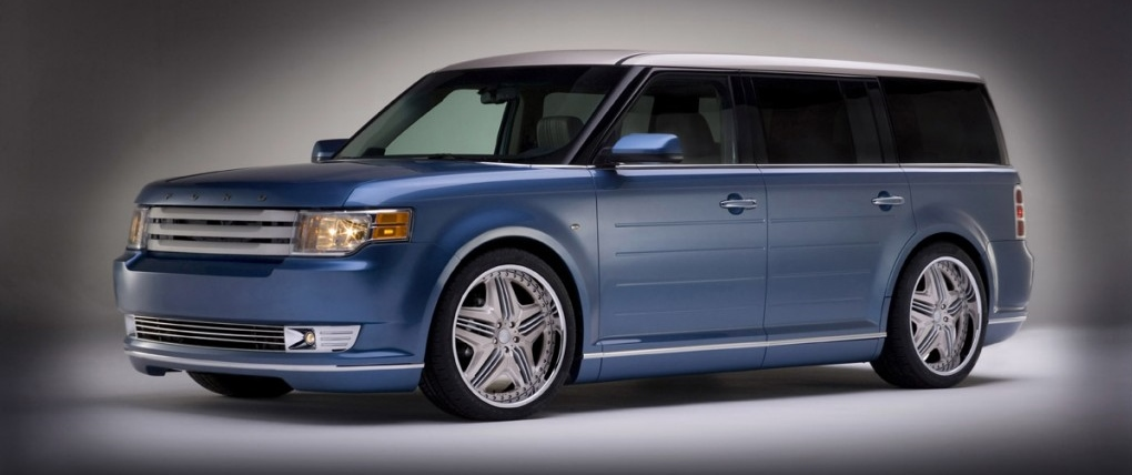 2016 ford flex #2 photos, informations, articles - bestcarmag
