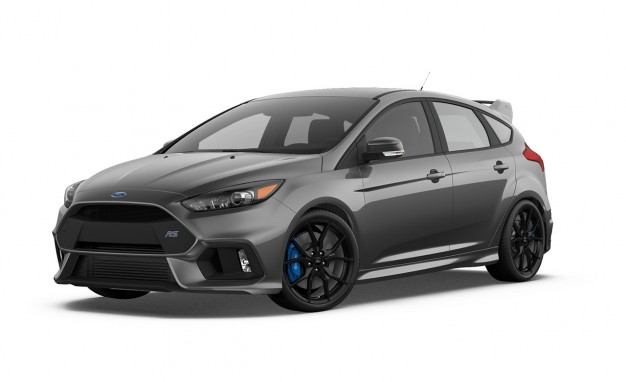 2016 Ford Focus Rs #11
