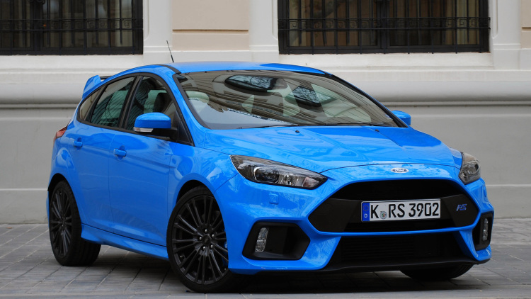 2016 Ford Focus Rs #8