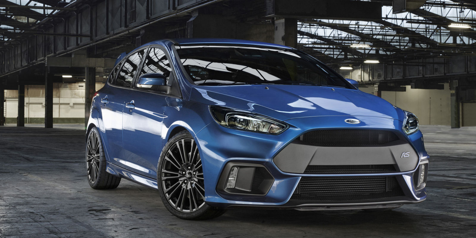 2016 Ford Focus Rs #15