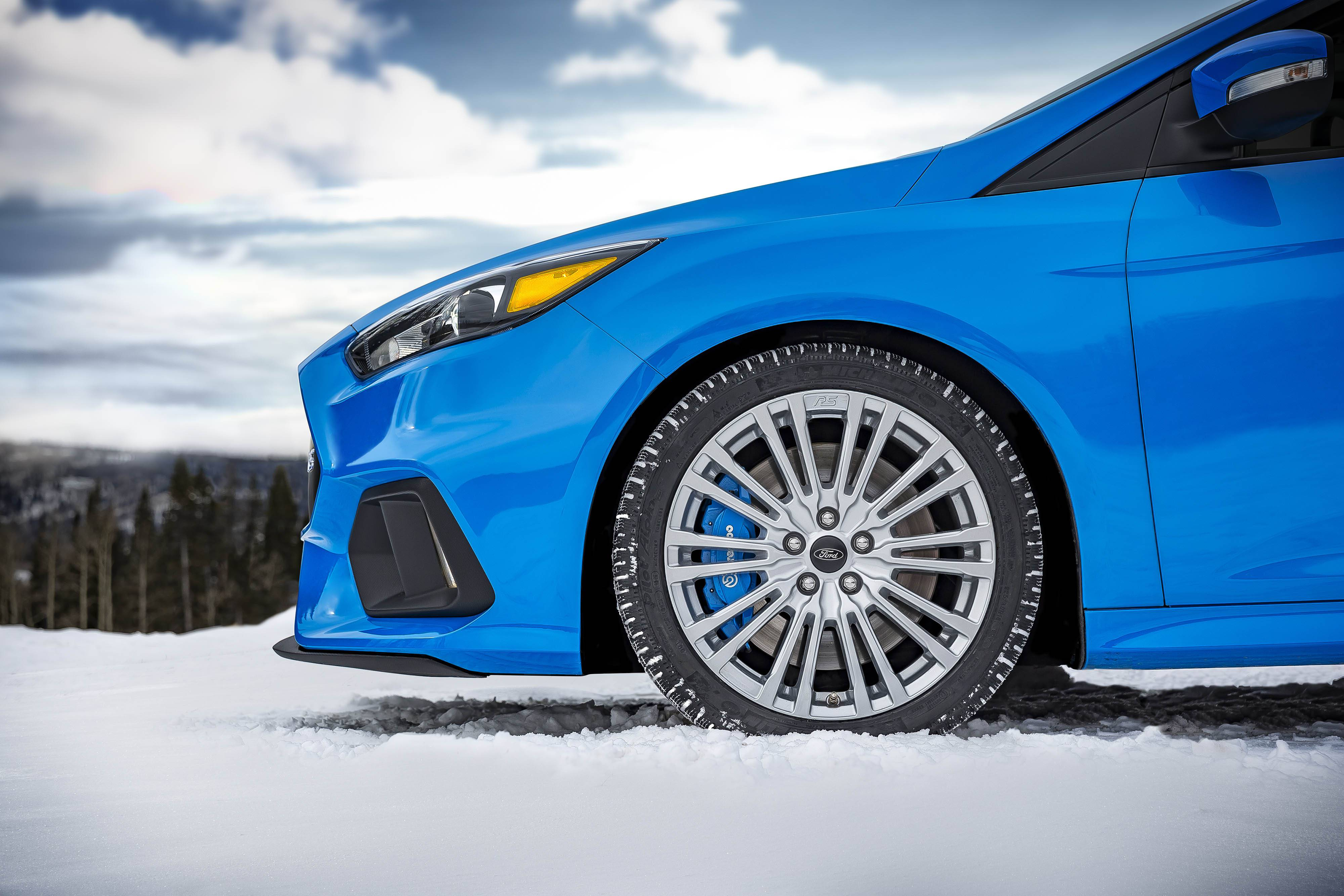 2016 Ford Focus Rs #7