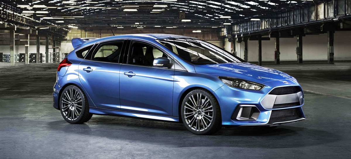 2016 Ford Focus Rs #14