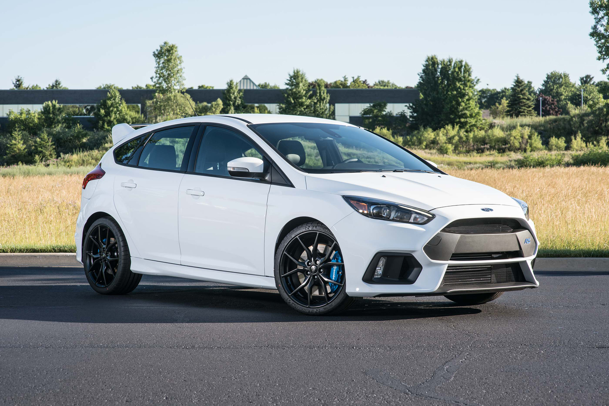 2016 Ford Focus Rs #6