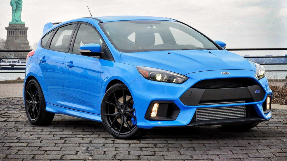 2016 Ford Focus Rs #13