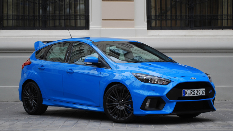 2016 Ford Focus Rs #2