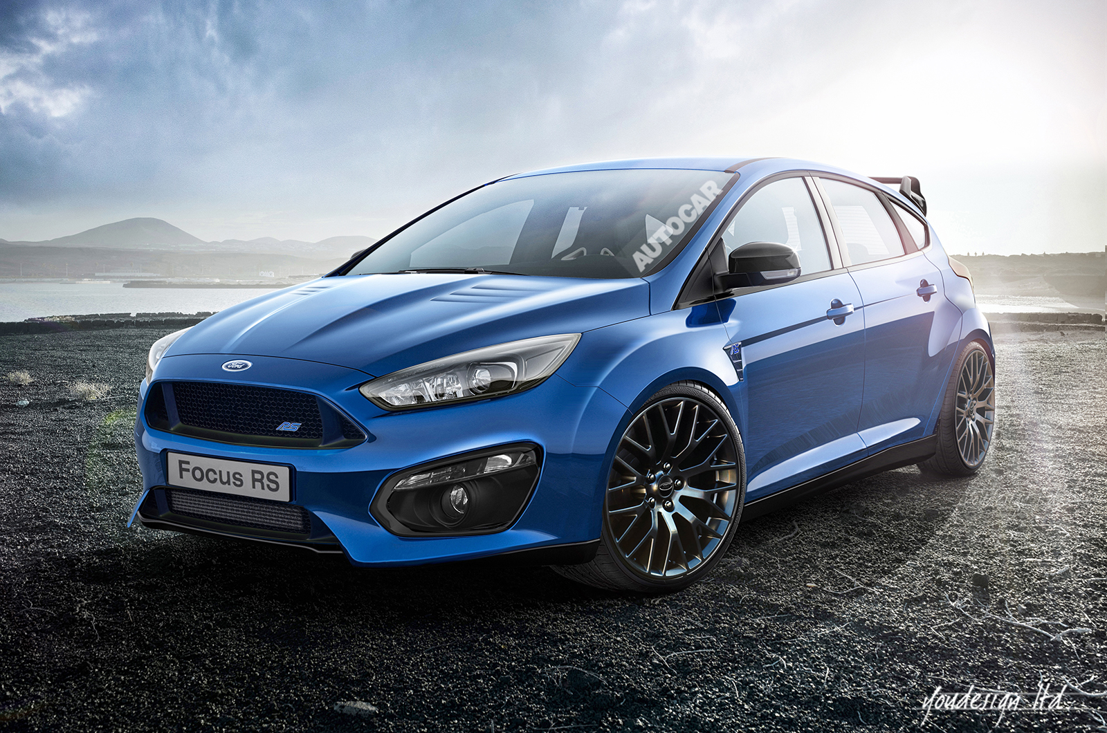 2016 Ford Focus Rs #12