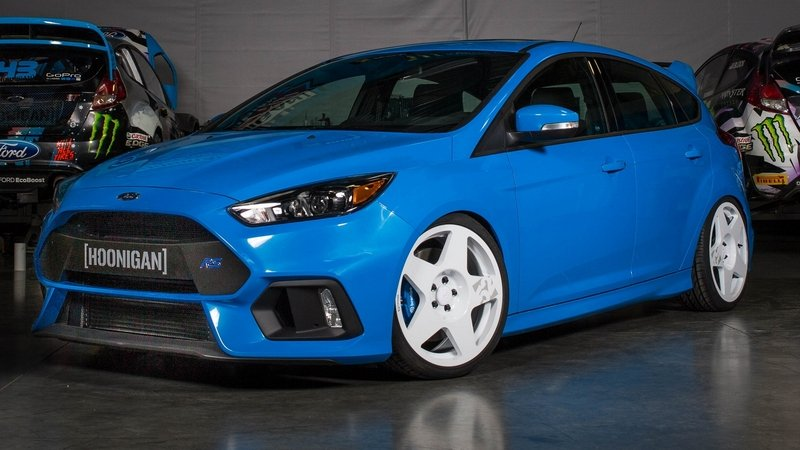 2016 Ford Focus Rs #10