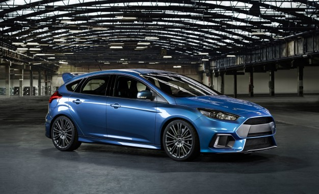 2016 Ford Focus Rs #1