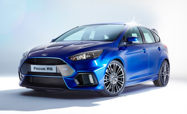 2016 Ford Focus Rs #3