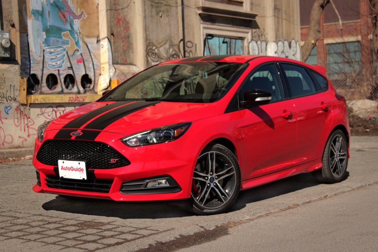 2016 Ford Focus St #7