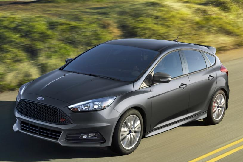 2016 Ford Focus St #12