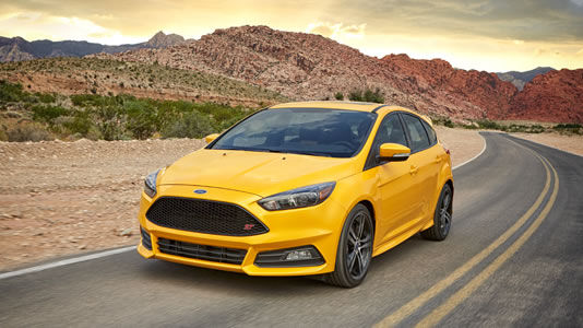 2016 Ford Focus St #10