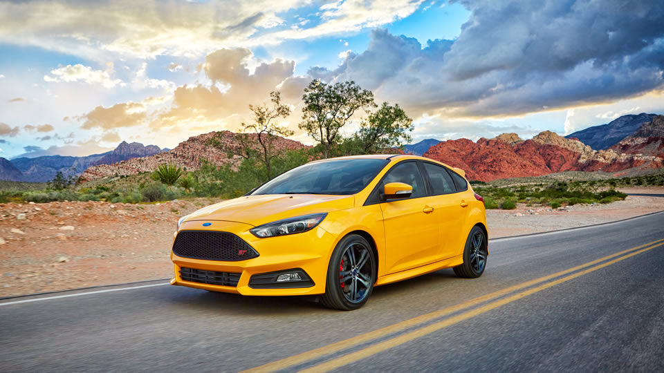 2016 Ford Focus St #1