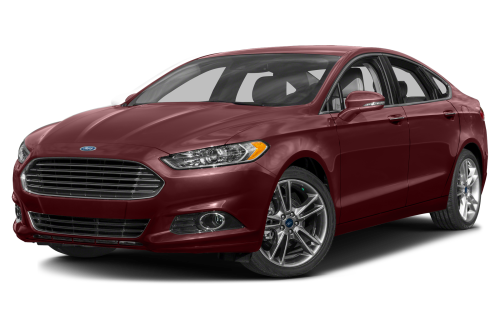 2016 Ford Fusion #14