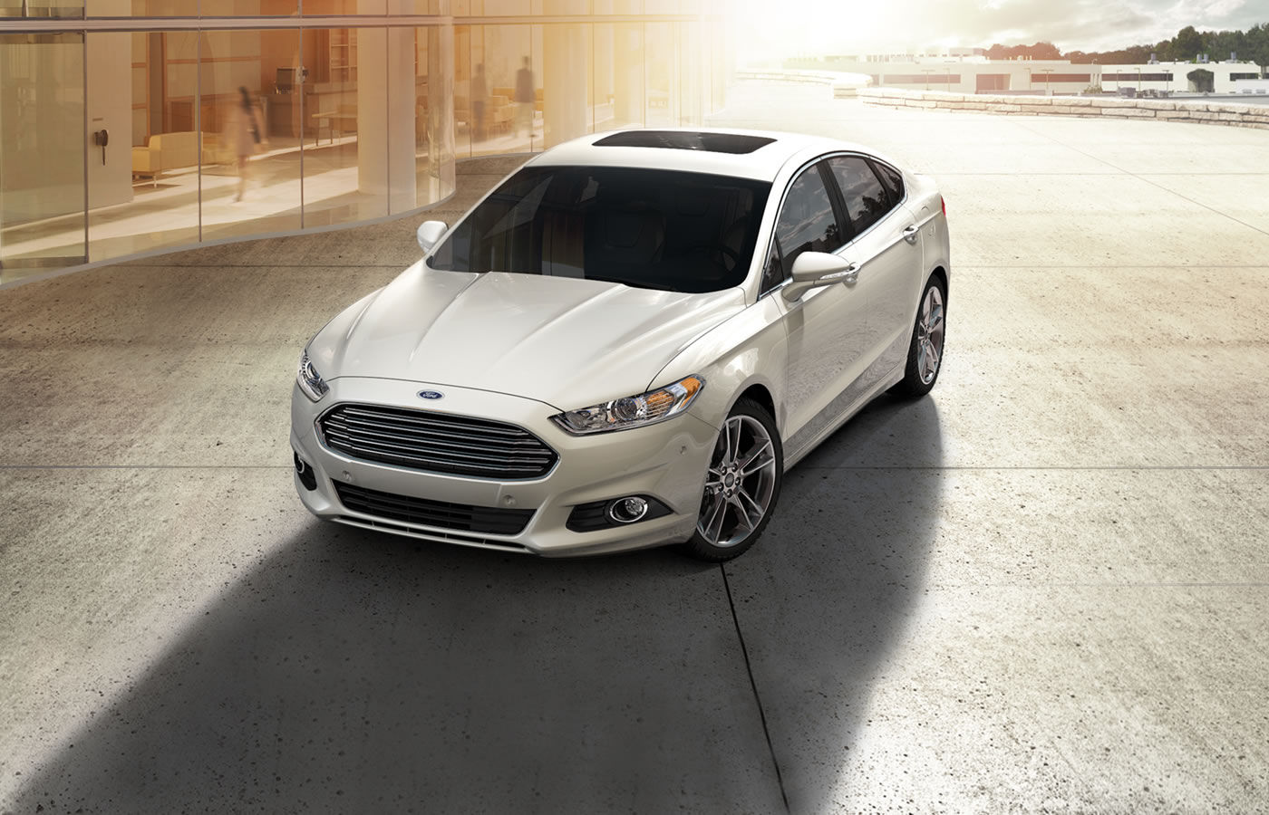 2016 Ford Fusion 1