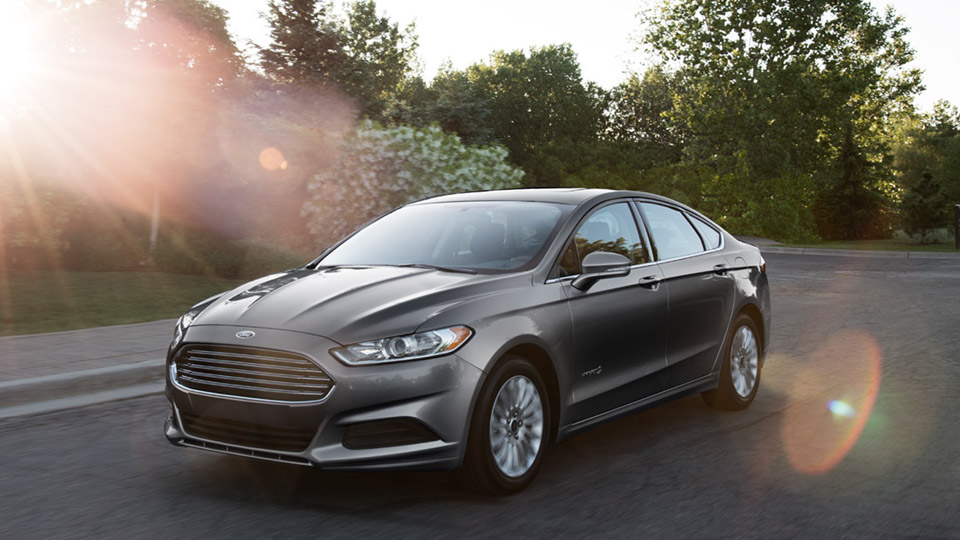 2016 Ford Fusion #8