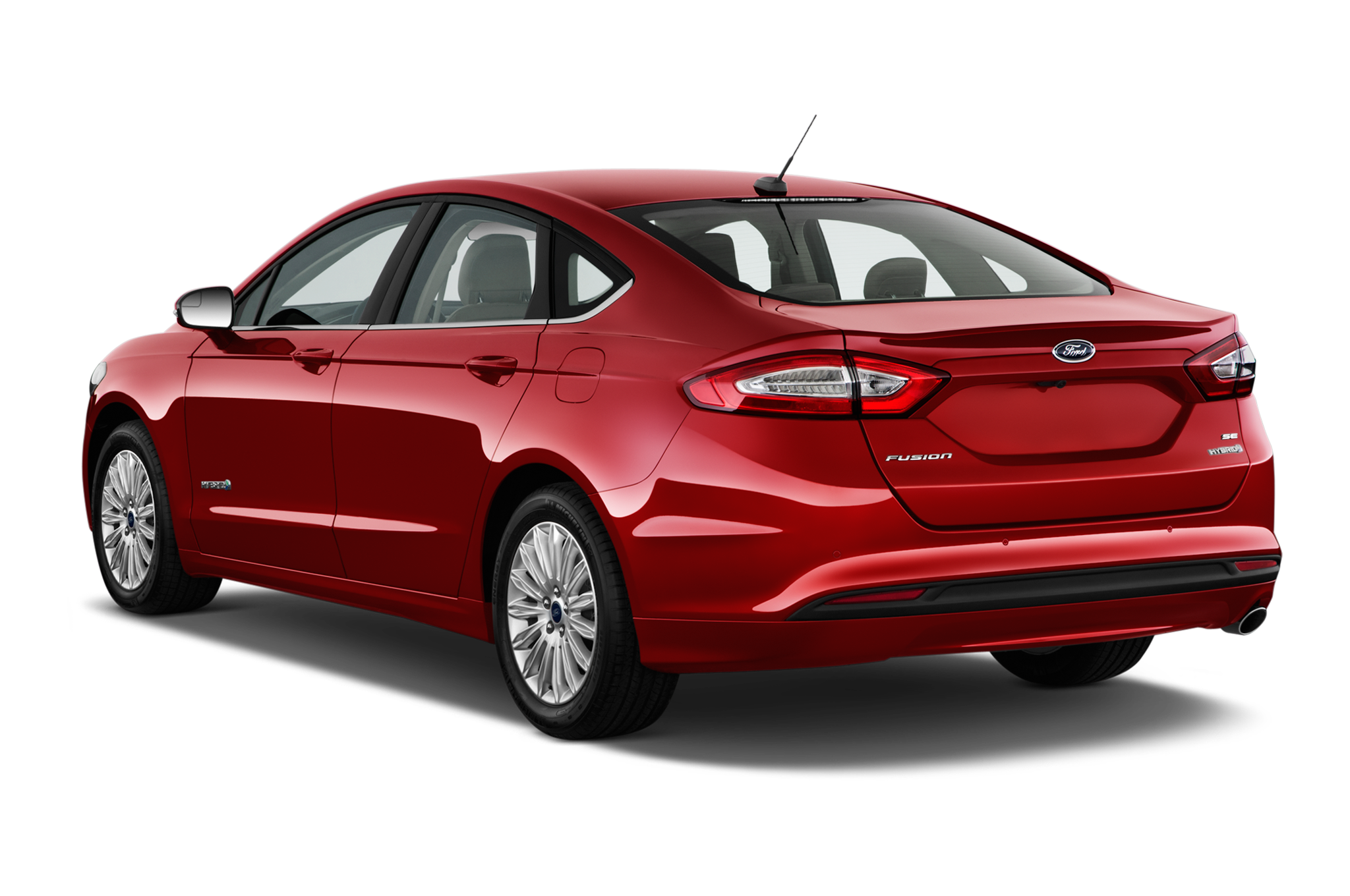2016 Ford Fusion #11