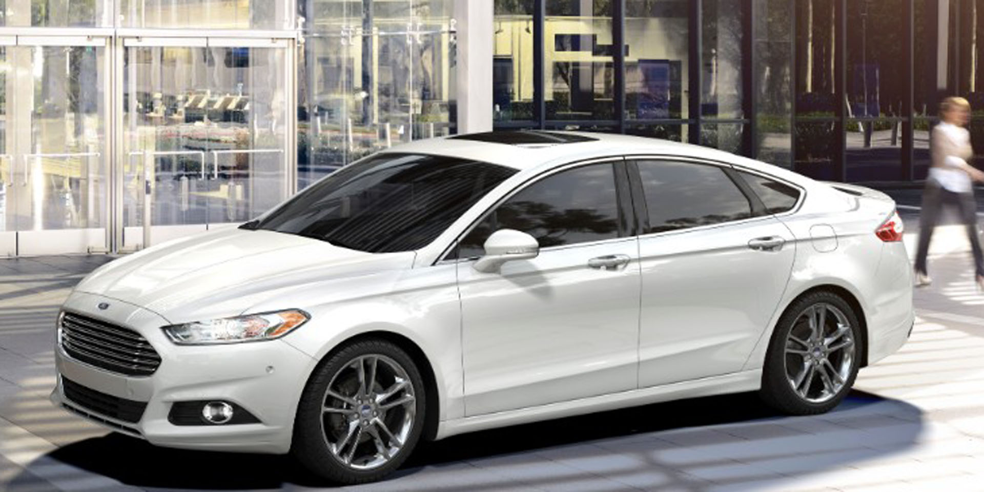 2016 Ford Fusion #6